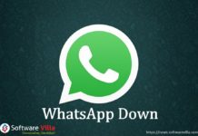 WhatsApp Down