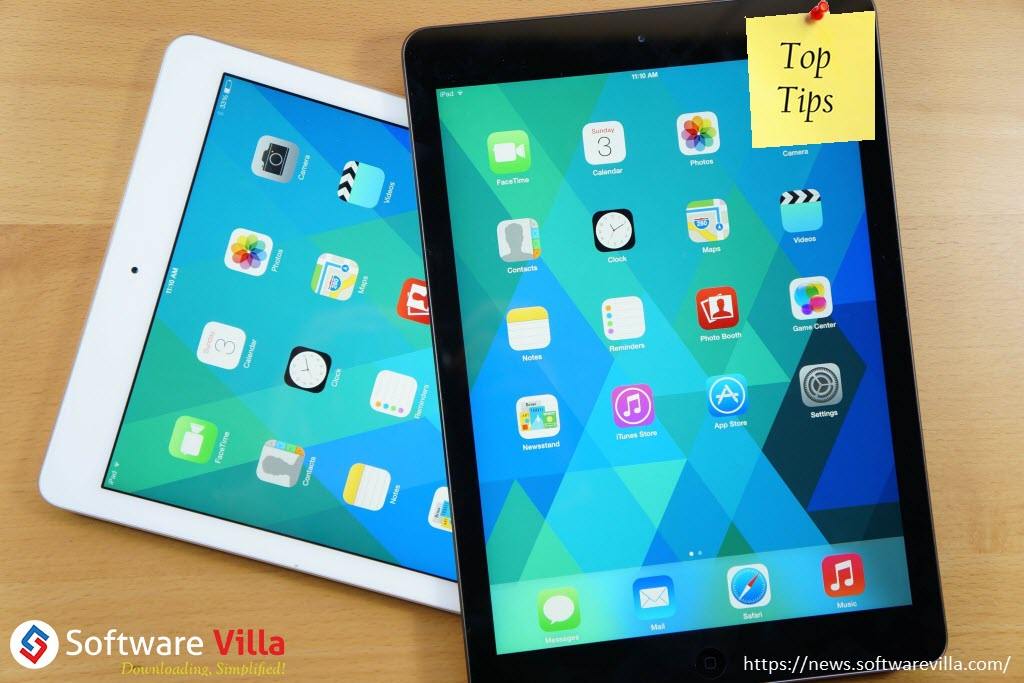 10 Best iPad Tips 2017 You Should Know