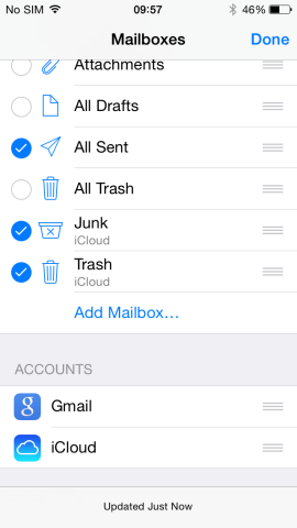 how do i mass delete emails from gmail app on iphone