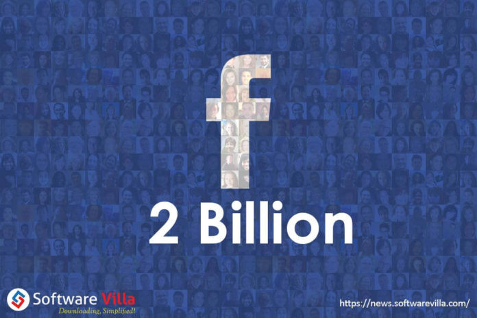 Facebook Crosses 2bn Monthly Active Users