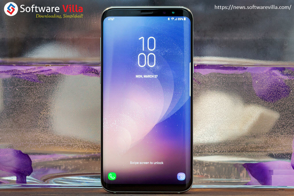 Galaxy S8 Update Removes the Black Navigation Bar