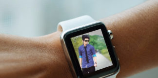 Use iPhone Photos as Apple Watch Face