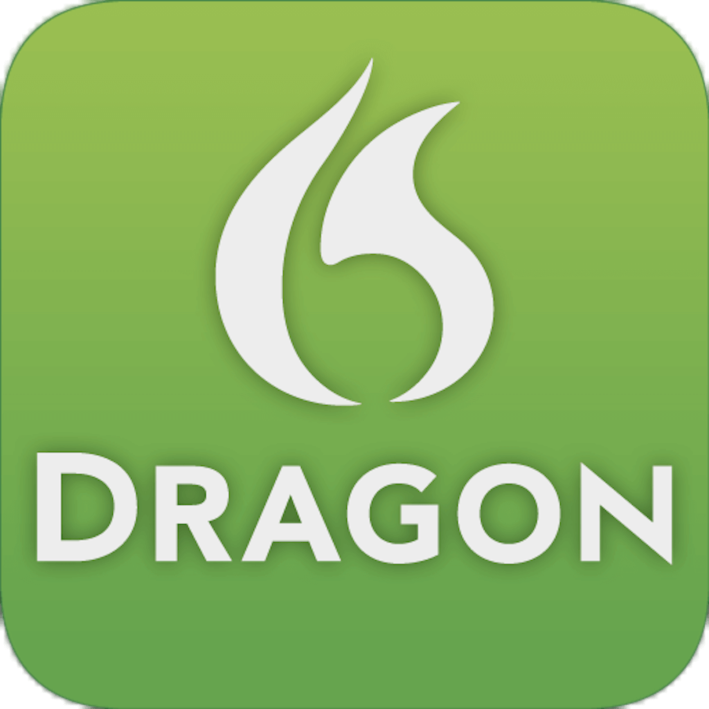 Mobile Productivity Apps - Dragon Dictation