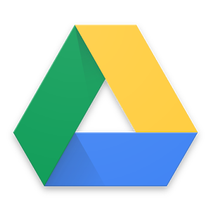 Mobile Productivity Apps - Google Drive