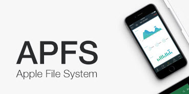 New iOS 10.3 Features - Apple File System