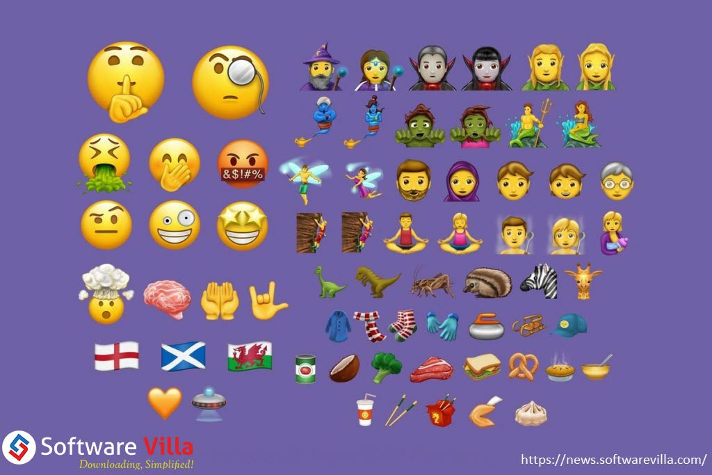 Here're the 56 New Emojis Coming to Android This Year