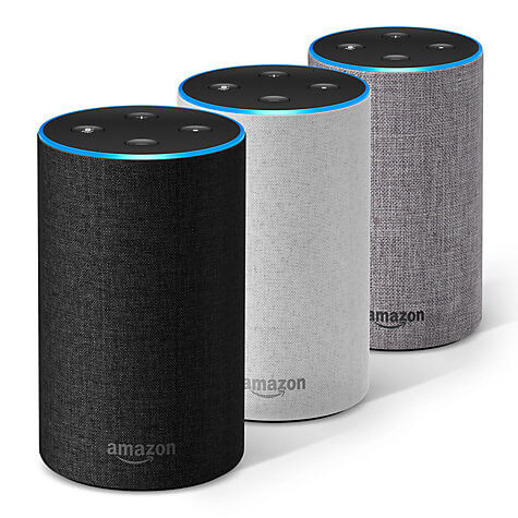 Alexa Enabled Devices-Amazon Echo 2nd Gen