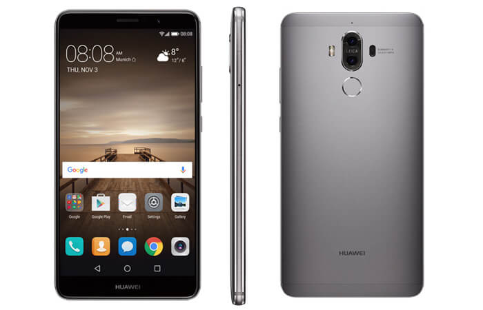 Alexa Enabled Devices-Huawei Mate 9