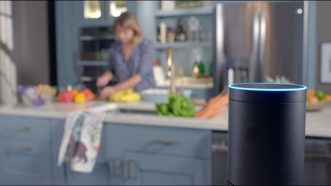Amazon Alexa Skills - Cook Dinner