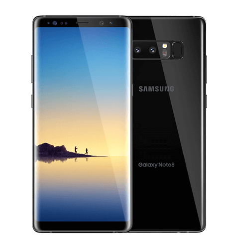 Best Gaming Phones 2018 - Samsung Galaxy Note 8