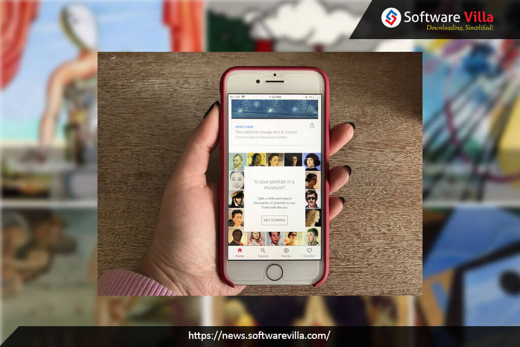 Google Arts and Culture App Goes Viral, Matches Selfies to Artwork