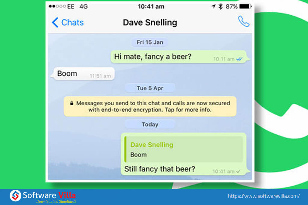 How to Quote Messages on WhatsApp for Android and iPhone
