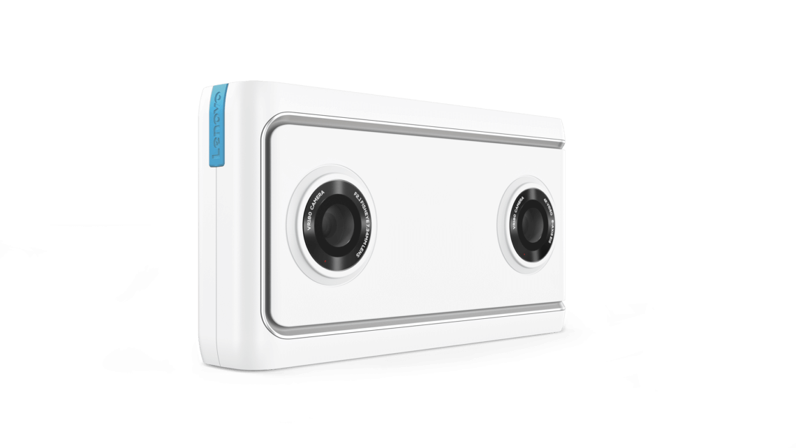 New VR180 Cameras - Lenovo Mirage Camera