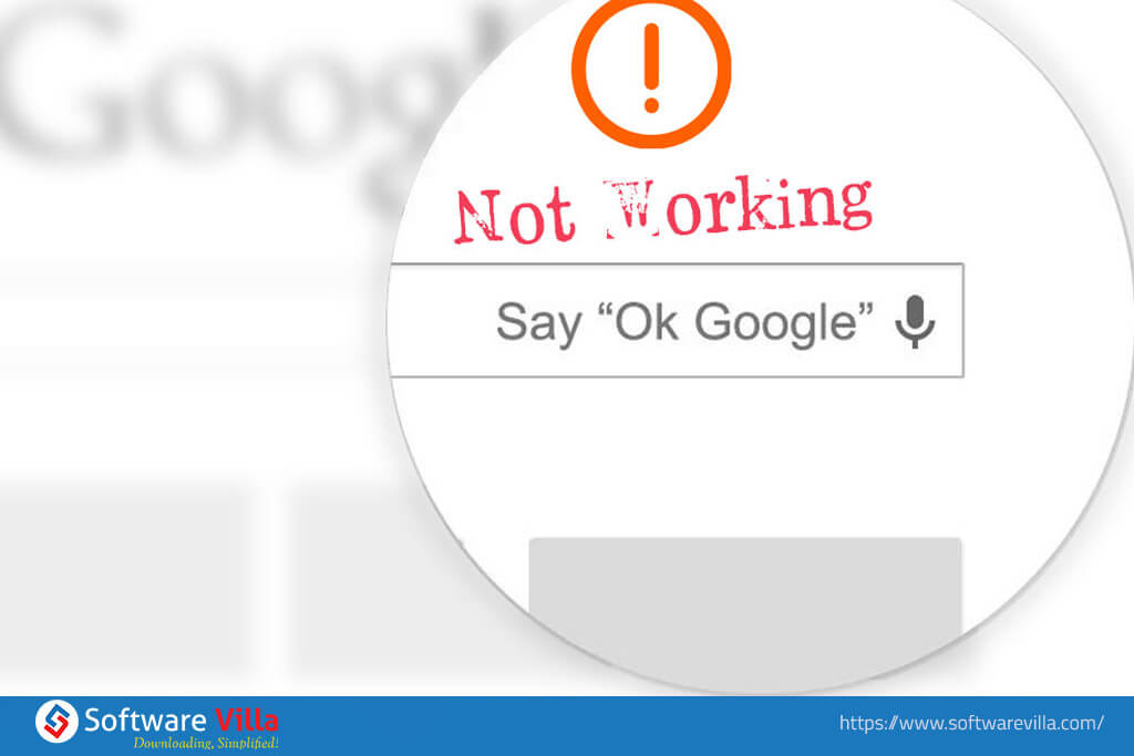 How to Fix Ok Google Not Working Issue
