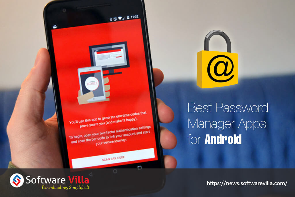 Top 4 Password Managers for Android You Must Use