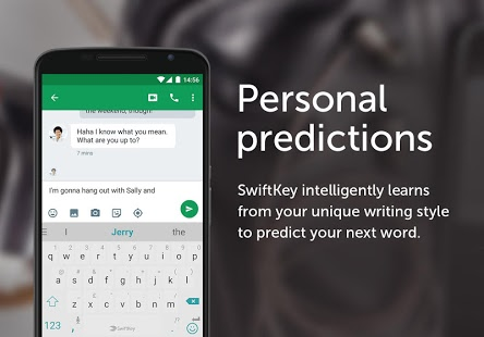 Useful Apps for Android-SwiftKey