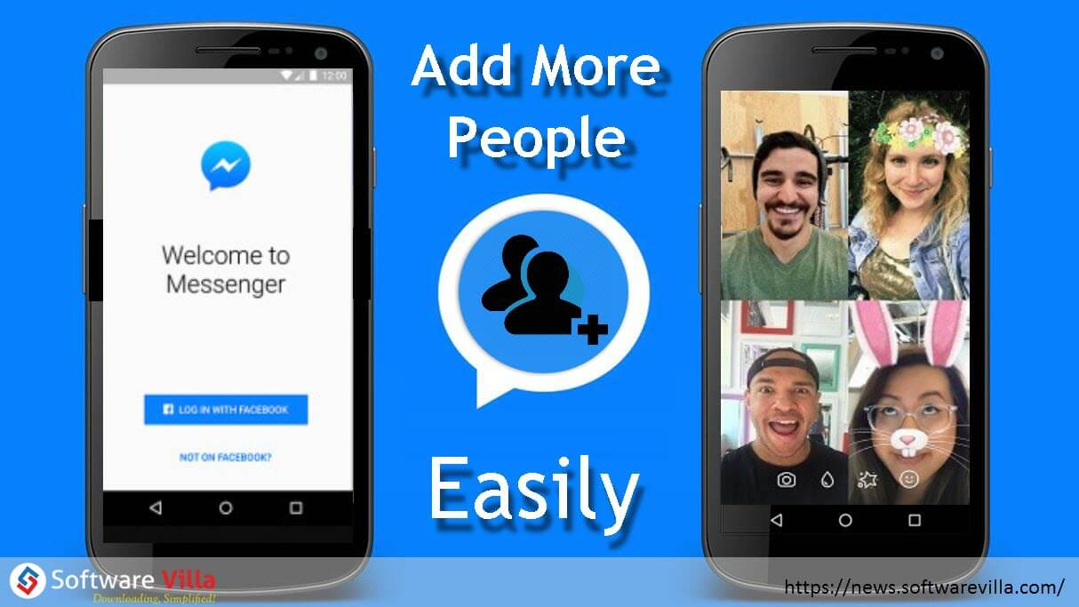 Facebook Messenger Now Makes Conference Calling Way Easier