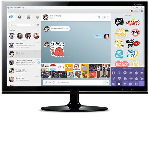 Free Alternatives to Skype-Viber
