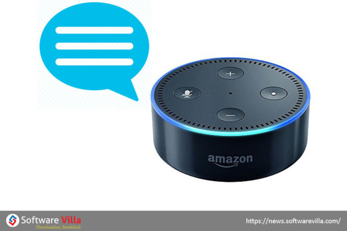Send Text Messages with Alexa