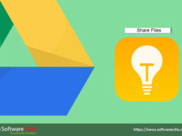 Share Files from Google Drive