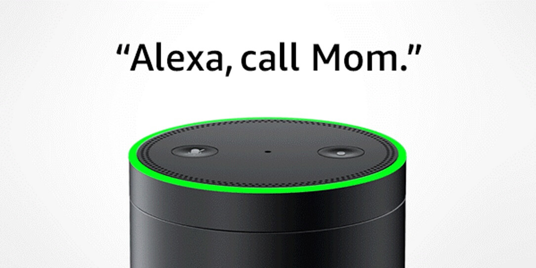 Alexa Calling-Alexa call mom