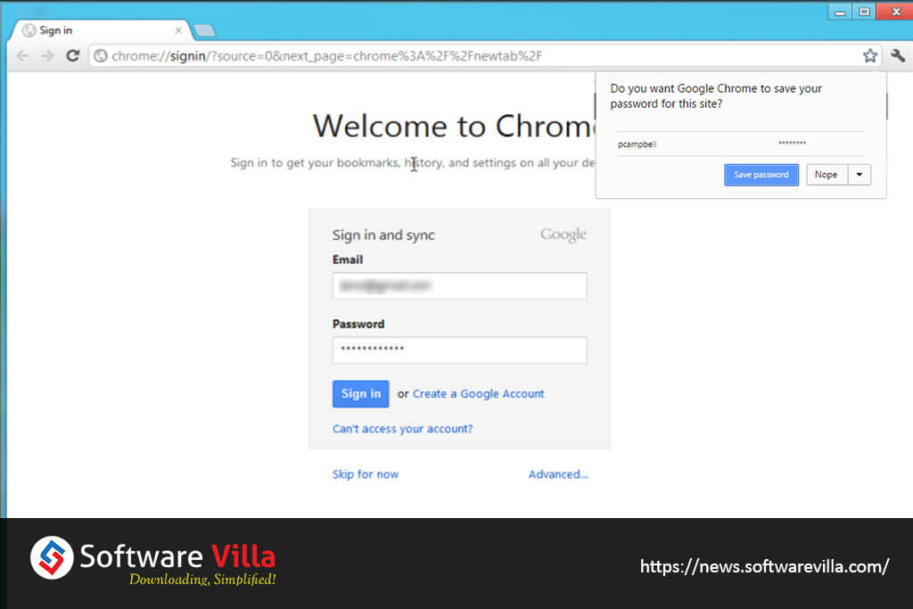How to Export Saved Passwords in Google Chrome