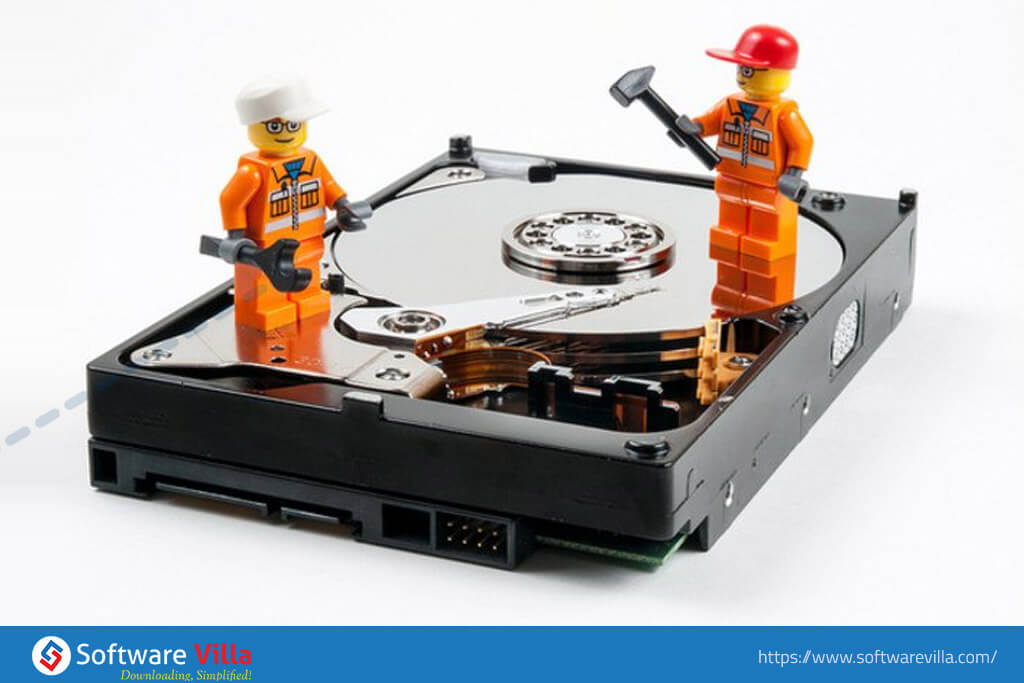 How to Fix Hard Disk Errors without Losing Data