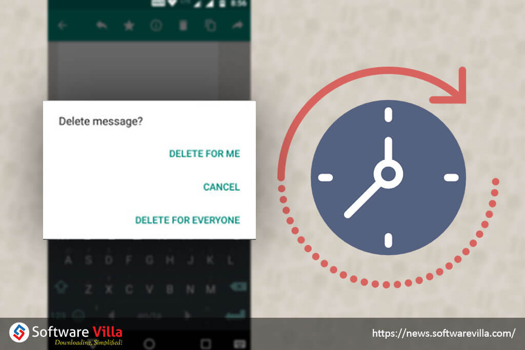 WhatsApp Delete for Everyone Feature Now Extends to One Hour