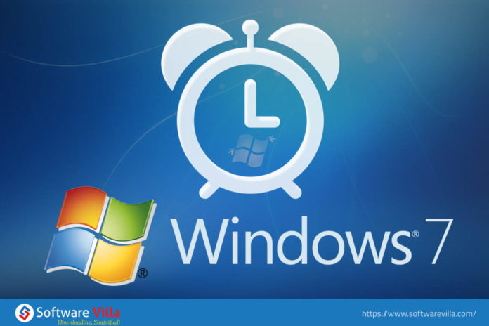 Create an Alarm in Windows 7