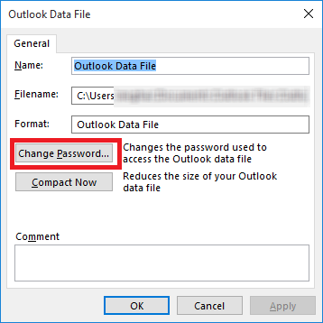 Secure Your Microsoft Account-Give Password Protection to Your PST Files