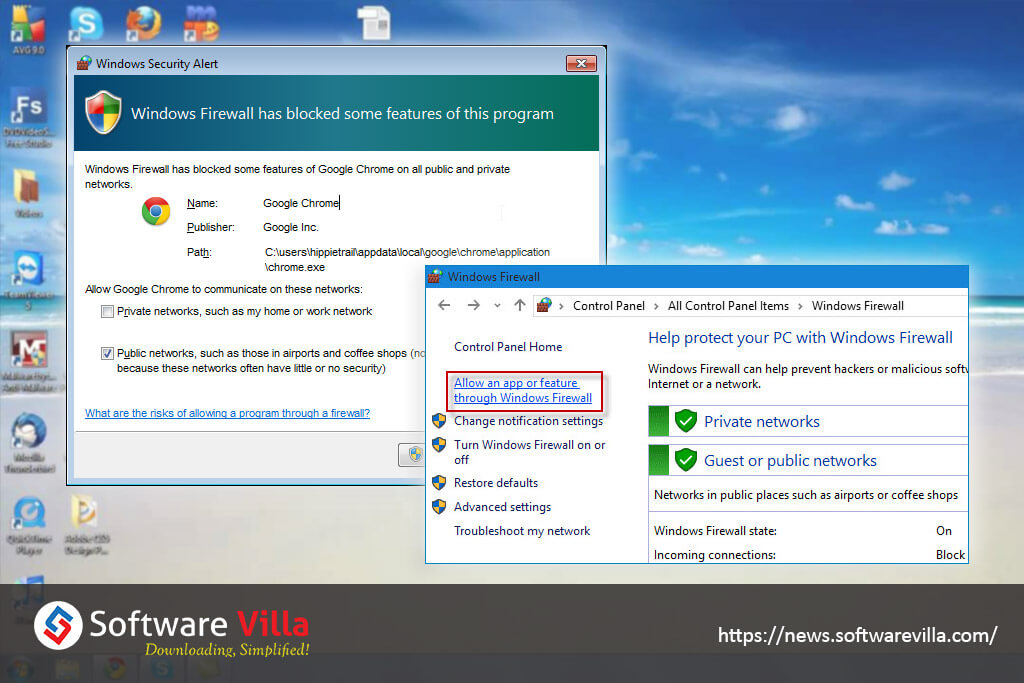 How to Easily Block Programs in Windows Firewall