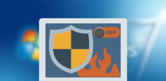 Disable Firewall on Windows 7