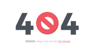 Common Website Errors