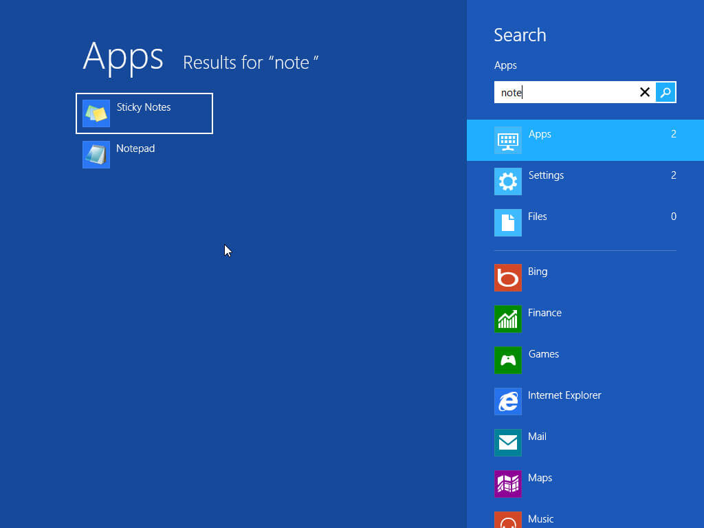 Windows 8 Tips and Tricks-Make Use of the Advanced Search