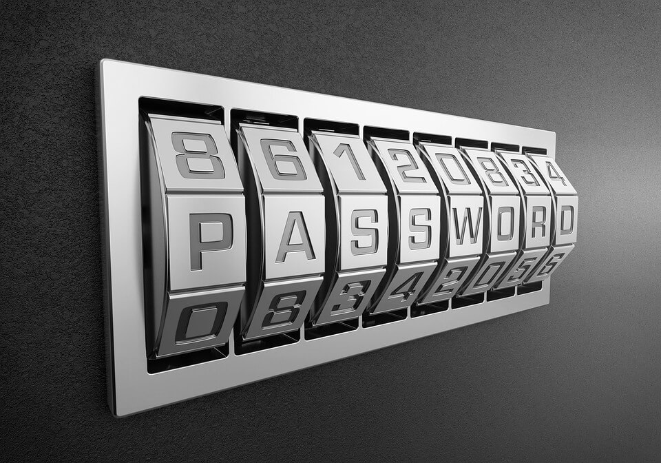Prevent Hacking while Being Online-Use a strong password